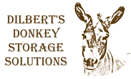 Dilbert's Donkey Storage Solutions