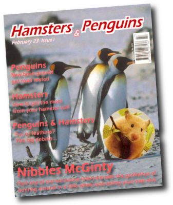 Hamsters and Penguins