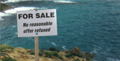 For Sale: No reasonable offer refused