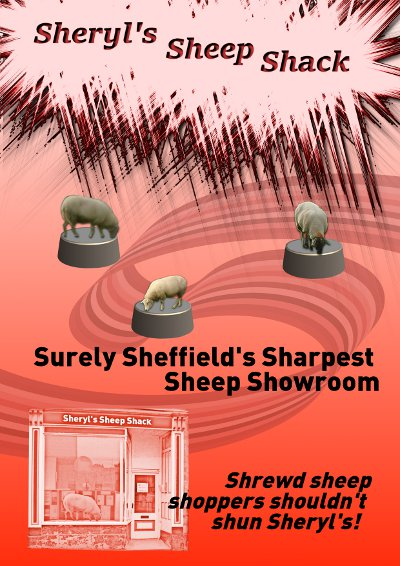 Sheryl's Sheep Shack