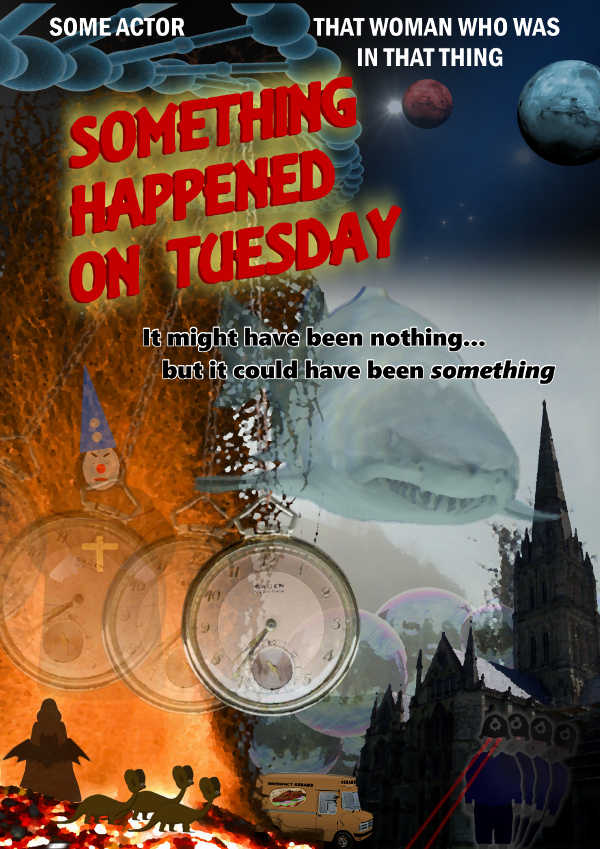 Movie Poster: Something Happened on Tuesday