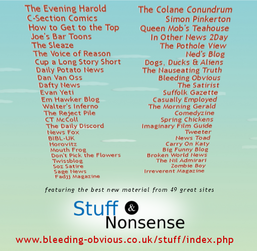Stuff and Nonsense - July 2015