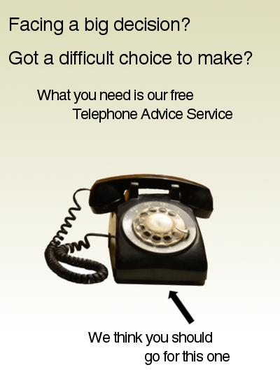 Telephone Advice